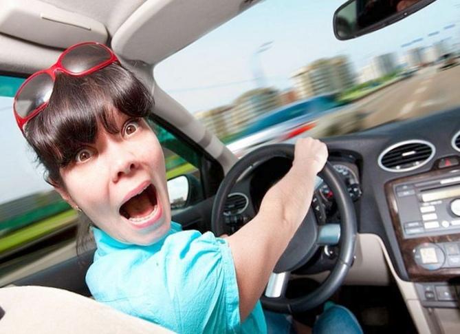 Страх перед вождением: откуда...