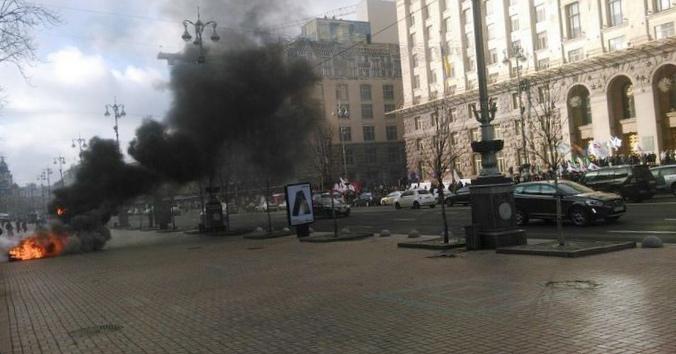 Таксисты киева будут протестовать...