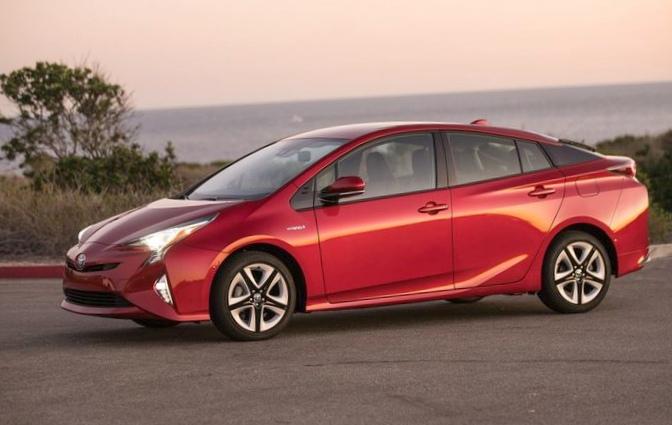 Toyota prius 2016 - флагман мировой гибридизации