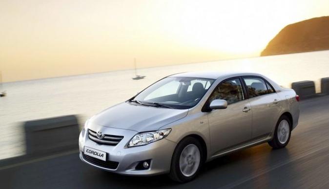 Toyota раскрыла corolla нового поколения (обновлено)