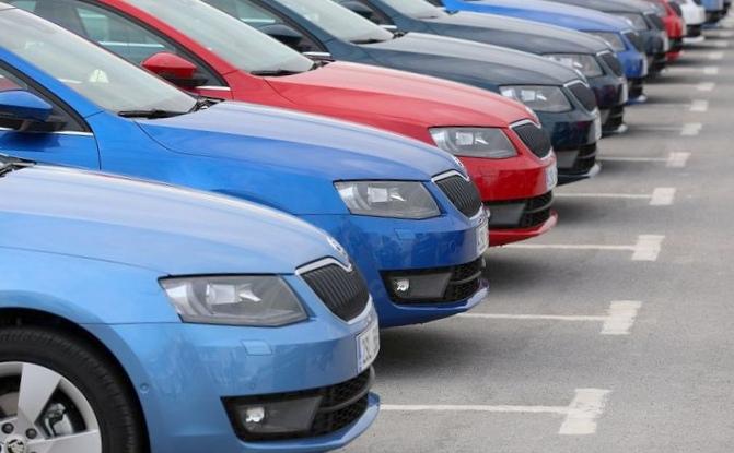 Toyota выбилась в лидеры украинского авторынка