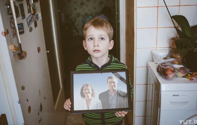 Трагедия одной семьи. у минчан...