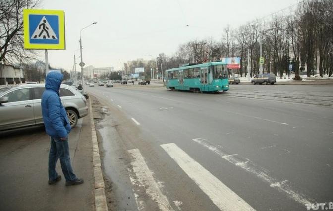 Уступить дорогу пешеходам: гаи...