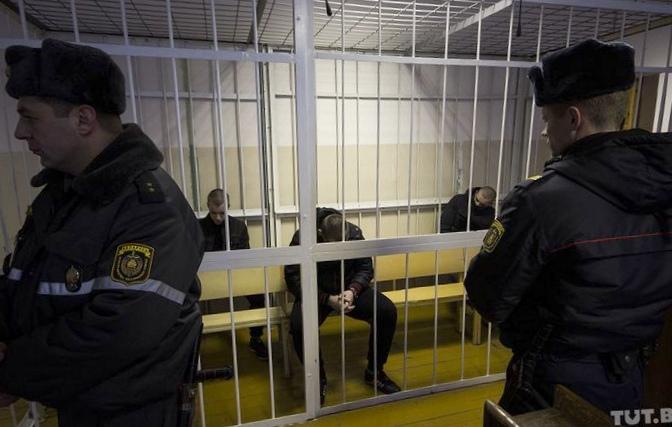 В бресте судят белорусов, которые...