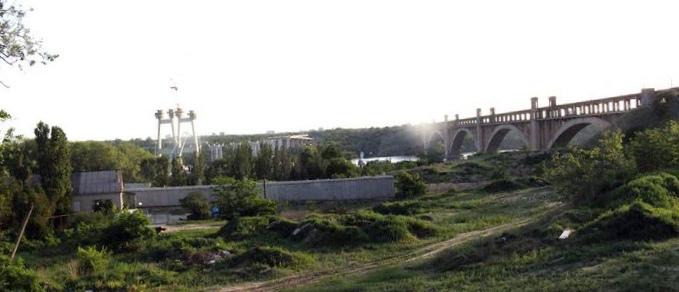 В киеве может появиться платный мост через днепр