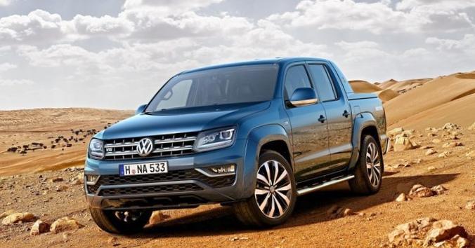 Volkswagen amarok обновился и получил дизельный двигатель v6