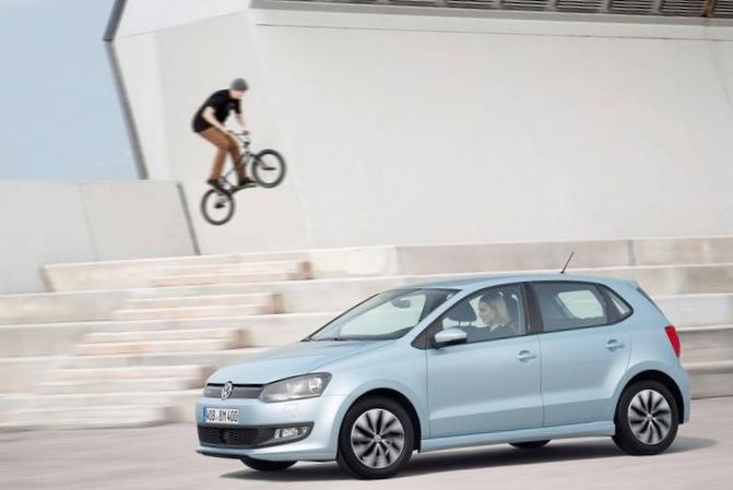 Volkswagen начала продажи самого экономичного polo