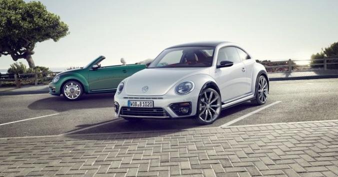 Volkswagen обновил семейство «жуков»