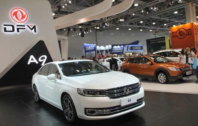 Volkswagen открывает девятый автосалон...