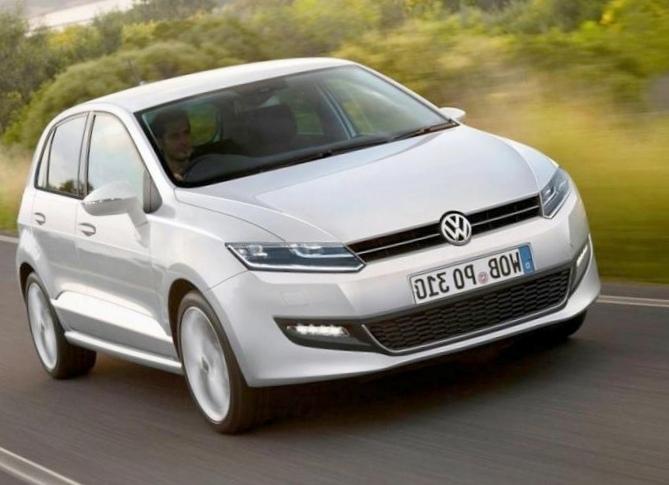 Volkswagen polo sedan стал на 15 тысяч гривен стильнее