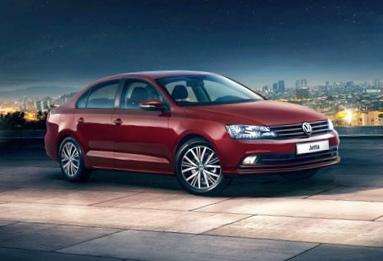 Volkswagen представляет jetta allstar