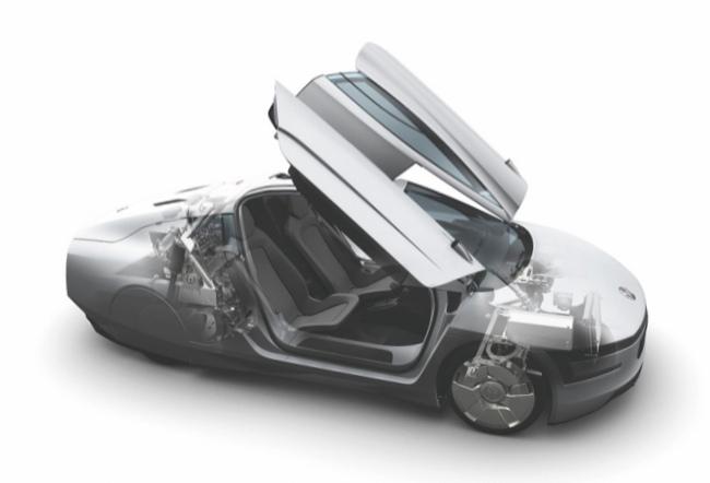 Volkswagen рассекретил прототип...