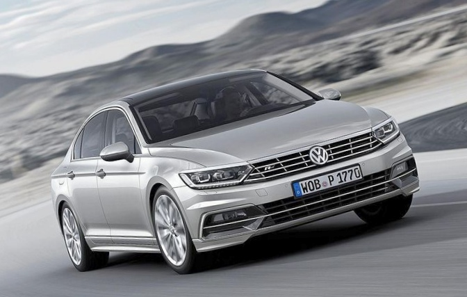 Volkswagen выпустил новый турбодвигатель tsi 1.5