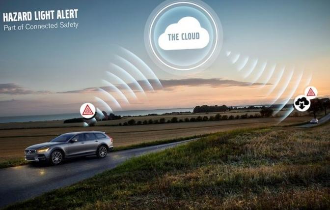Volvo представили v90 cross country