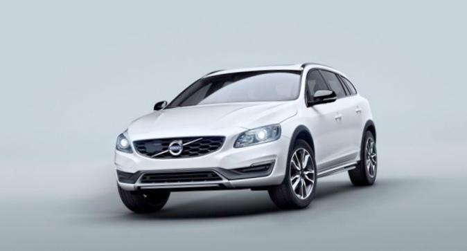 Volvo раскрыла подробности новой v60 cross country