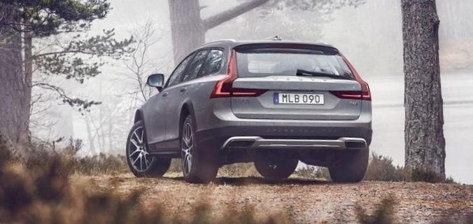 Volvo: система распознавания пешеходов