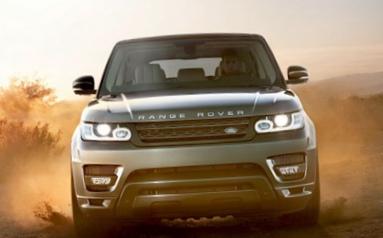 Выгодные условия на покупки нового range rover sport