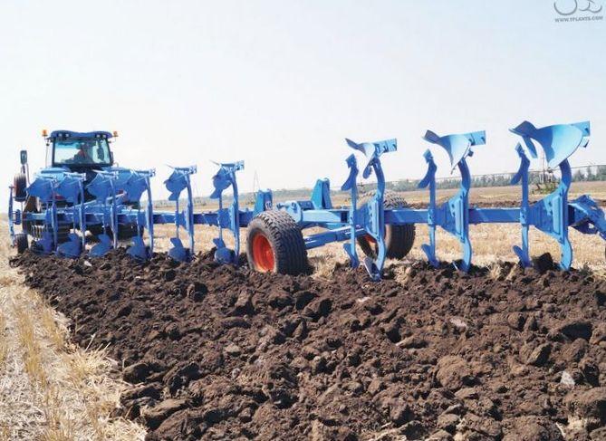 Высокие технологии для обработки полей