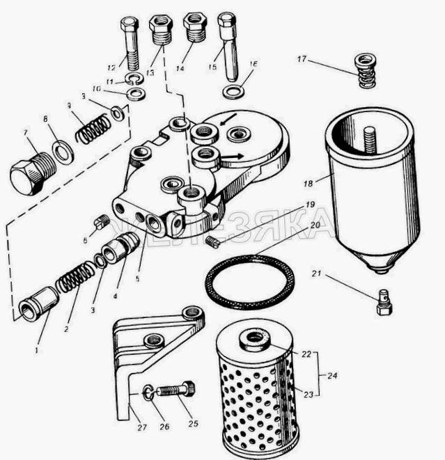 Зачем двигателю фильтр тонкой очистки топлива?