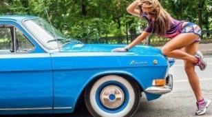 Женщина и автомобиль – мифы и реальность