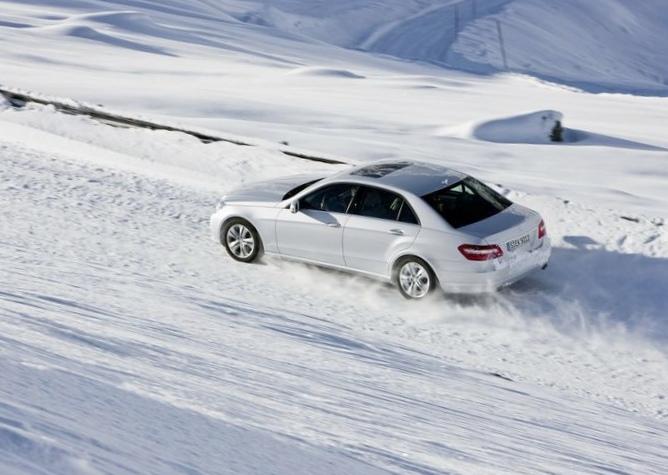 Зимнее вождение для начинающих. полезные советы.
